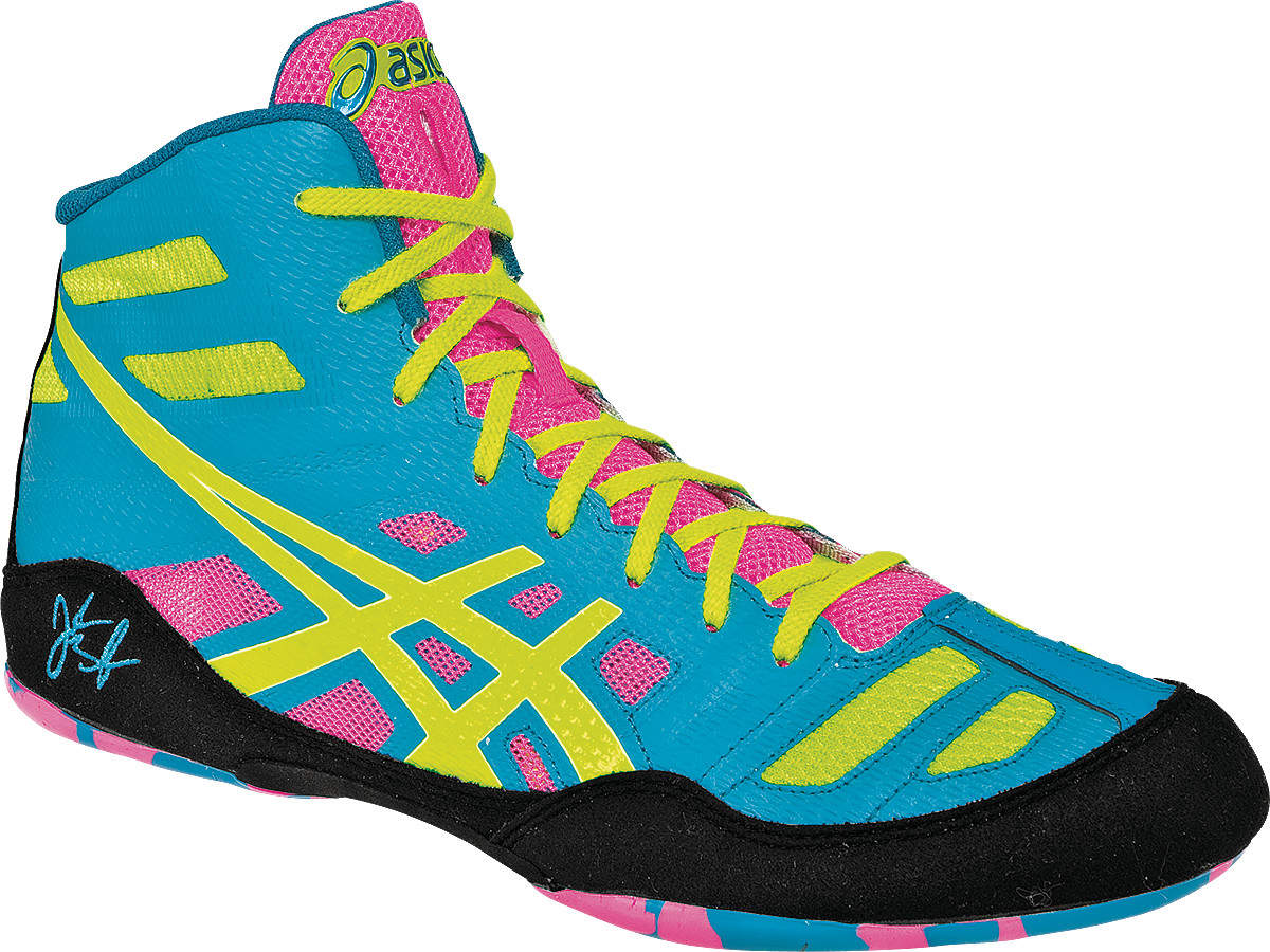 ASICS® JB Elite™ Wrestling Shoes **** COLOR: (4404)
