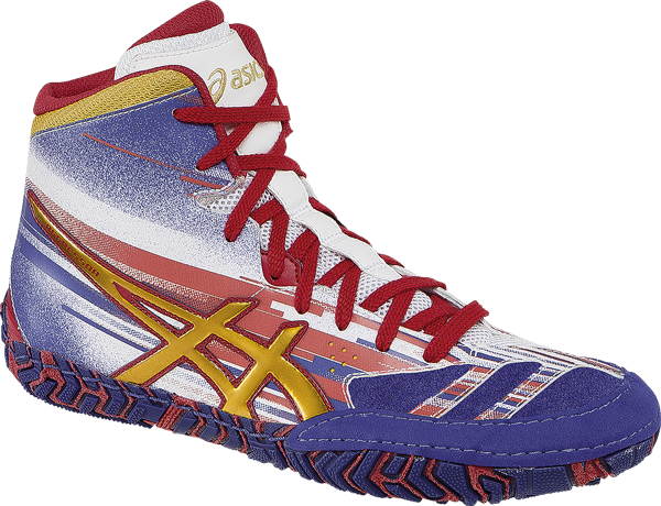 ASICS® Aggressor® 2 LE Lightning Wrestling ** Color: (6094)